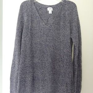 Old Navy Blue-Gray Sweater